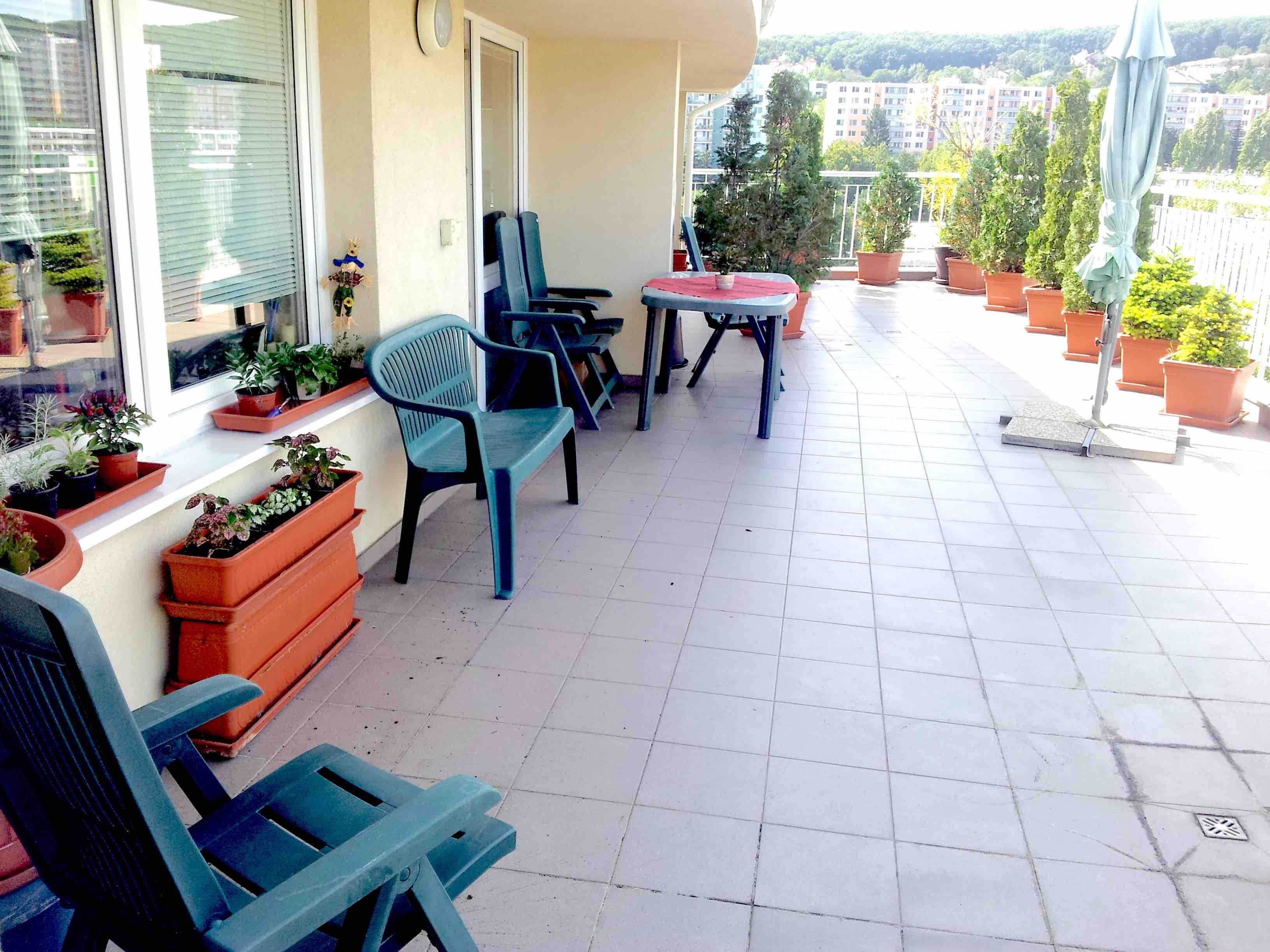 7be2945cf o GREGORY Real - na predaj 3 izbový byt/mezonet s terasou (50 m2) ...